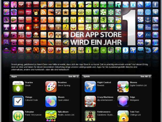 Der App Store als Ausweg aus der Medienkrise? Mancher hofft darauf...