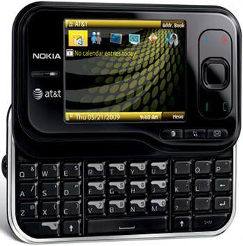 Volltastatur-Handy Nokia 6760 slide kommt im 4. Quartal in den Handel.