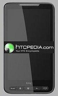 Gigahertz-Smartphone HTC Leo: Neues Foto zeigt den Touch-HD-Nachfolger.