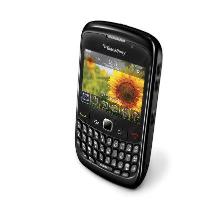 Mit dem BlackBerry Curve 8520 adressiert RIM eine jüngere, multimediaaffine Klientel.