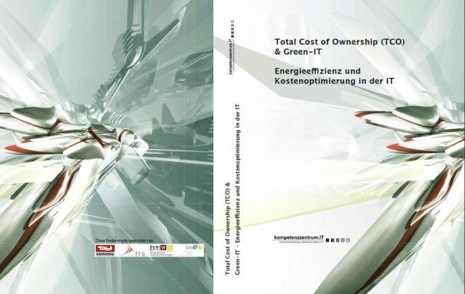 Energieeffizienz und Kostenoptimierung in der IT: Total Cost of Ownership (TCO) & Green-IT Peter Stelzhammer (Hrsg.), Books on Demand, 2009, 228 Seiten, 39,80 EUR.