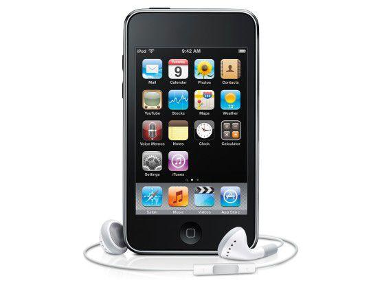 """Auch wenn Apple mit AAC auf ein ganz anderes Format setzt - der iPod ist """"der"""" MP3-Player schlechthin."""