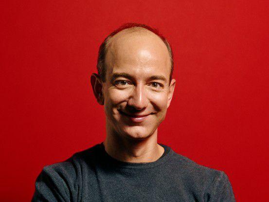 Setzt weiter auf Wachstum um (fast) jeden Preis: Amazon-Chef Jeff Bezos