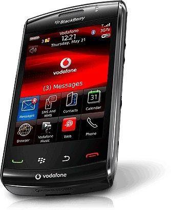 Gemeinsam mit dem neuen Blackberry Storm 2 vorgestellt: Blackberry OS 5.0