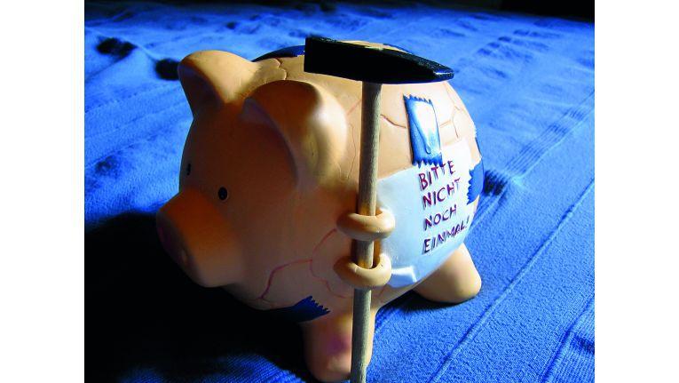 Die Bedürfnisse des Geschäftsführers dürfen die finanzielle Stabilität der Firma nicht gefährden.