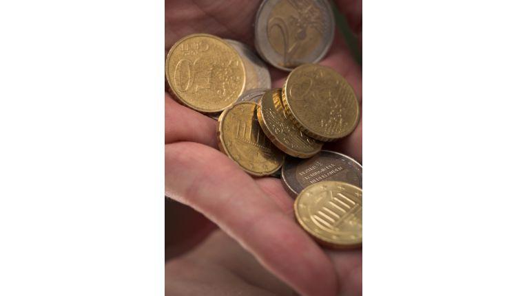 Der Geldfluss von der Bank zum Unternehmer hat sich verbessert.
