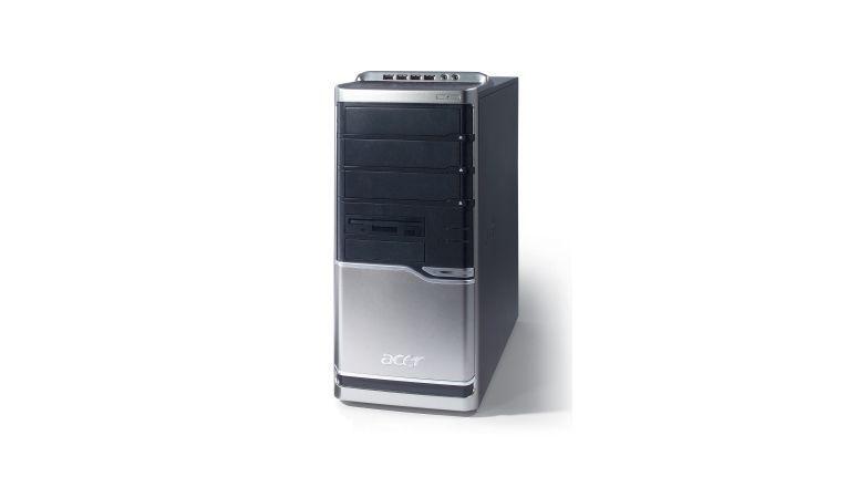 Der Veriton T661 ist das Flaggschiff der neuen Business-PC-Reihe von Acer.