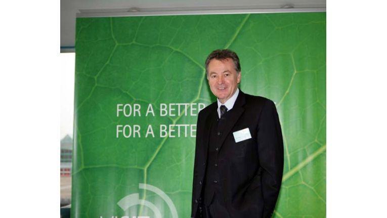 Bernd Schoff, President und CEO von FSC, hat mit Green IT den Gesamtnutzen im Auge.
