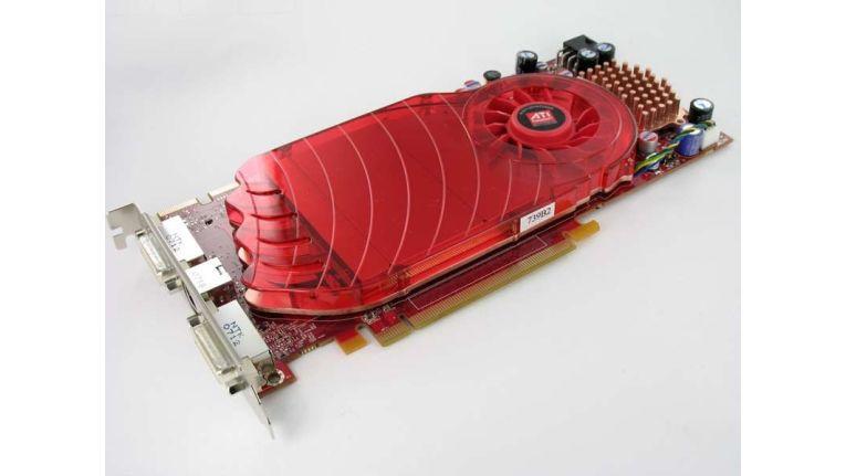 Die ATI Radeon HD 3850 im Tempotest: gerade gut genug für 1.280 x 1.024 Pixel