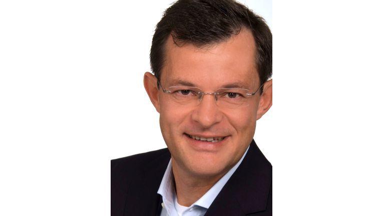 Stefan Utzinger, CEO von NovaStor