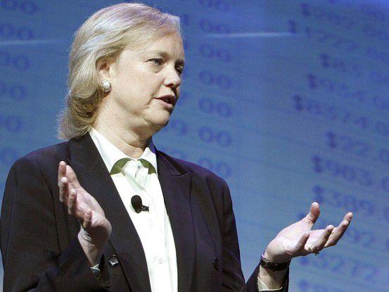 HPs Chefin Meg Whitman muss dem Unternehmen eine klare Strategie geben und diese auch deutlich kommunizieren. Foto: Christian Toepfer