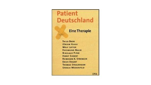 Deutsche Verlags-Anstalt, Stuttgart 2002, 287 Seiten; 19,90 Euro