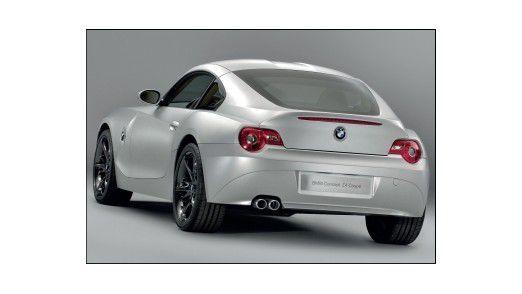 BMW-Spaßmobil: das Z4 Coupé.