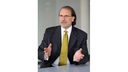 Christoph Kollatz ist zurzeit der Chef von SBS und wird bei SIS Vorsitzender des Bereichsvorstands.