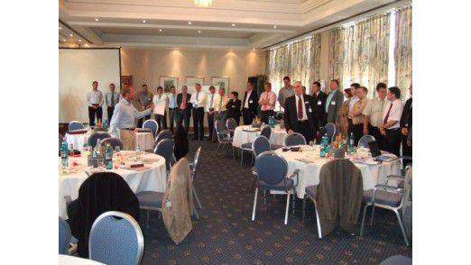 Jahrestagung des CIO-Circles in Heidelberg.