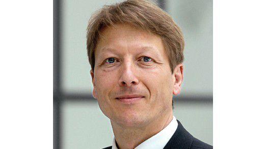 Dirk Ostermann, Leiter Zentralbereich IT-Strategie der Deutschen Steinkohle AG.