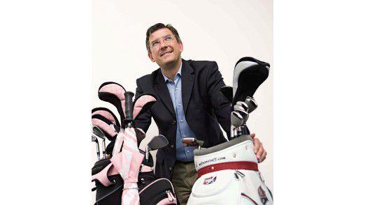 Thomas Henkel, deutscher CIO der finnischen Firma Amer Sports, die ihren 1,7-Milliarden-Euro-Umsatz mehrheitlich in den USA erzielt.