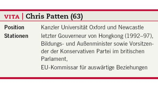 Vita Chris Patten.