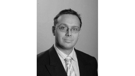 """Senior Manager Stefan Schlöhmer: """"IT-Projekte mit Offshore-Komponenten sind komplexe und relativ langfristige Vorhaben."""""""