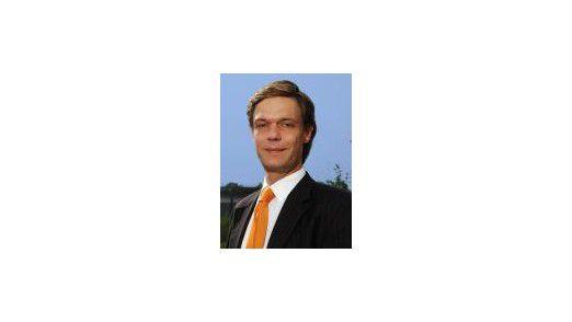 Alexander Zinn, Geschäftsführer von T & A Systeme.