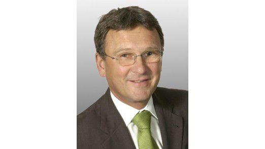 Rainer Gritto war der erste CIO. Er kam 2007 und geht jetzt in den Ruhestand.