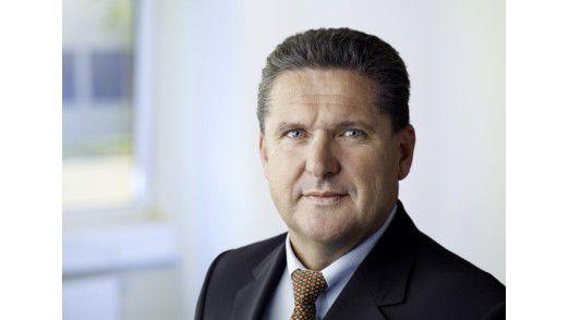 """Compass-Geschäftsführer Siegward Sanden: """"Die richtige Dimensionierung der Hardware- und Software-Architektur kann die Kosten senken."""""""