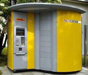Wohin mit den ergaunerten Waren? Ab in die Packstation. Entsprechende Accounts lassen sich für wenige Euros kaufen.