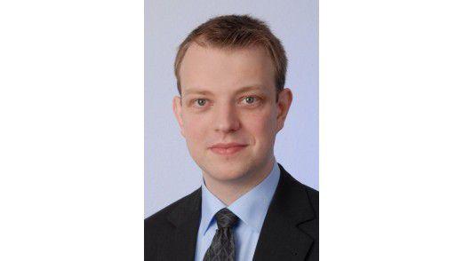 """Barc-Analyst Martin Böhn: """"Die Archivierung von E-Mails ist notwendig, um Speicherproblemen zu entgehen."""""""
