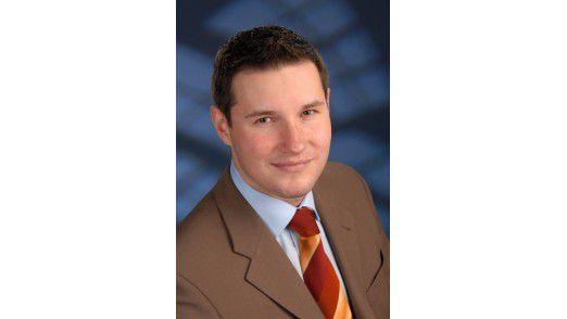 """TechConsult-Analyst Denis Mrksa: """"Technologien unter dem Schlagwort """"Virtual Storage"""" bieten erhebliche Potentiale für Anwender."""""""