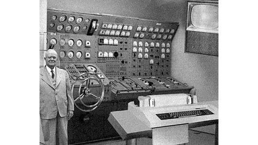 Vom ersten PC im Jahre 1954 bis zum Mac war der Weg lang.