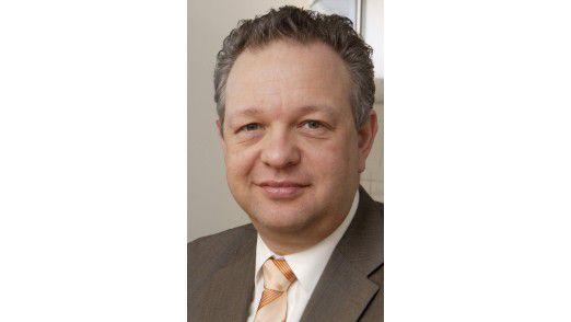 Patric Fedlmeier kam vor fünf Jahren zur Provinzial und war bisher Bereichsleiter Personal, Organisation und Standortservice.