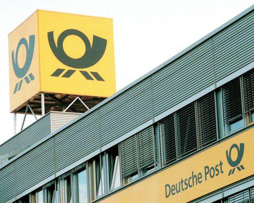 Der Deutschen Post gehen die Briefe aus.
