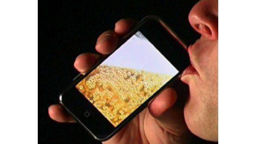 Unter den vielen Apps fürs iPhone gibt es viele harmlose und lustige. In diesem Jahr werden aber auch böse Programme zunehmend über Smartphones verbreitet werden, schätzt der Sicherheitsspezialist Websense.