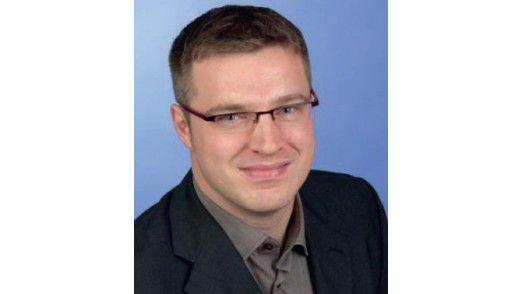 """Christoph Alme, Leiter des Anti-Malware Research Lab von Secure Computing """"Firmen, deren Internet-Auftritt angegriffen wurde, geben ungewollt Malware an ihre Besucher weiter."""""""