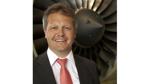 """""""SAP-Experten mit gibt es momentan so gut wie gar nicht am Markt"""", sagt Erwin Pignitter, CIO bei MTU Aero Engines."""