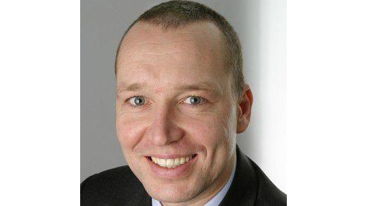 Oliver Radtke, Geschäftsführer Operations bei G+J Deutschland in Hamburg.