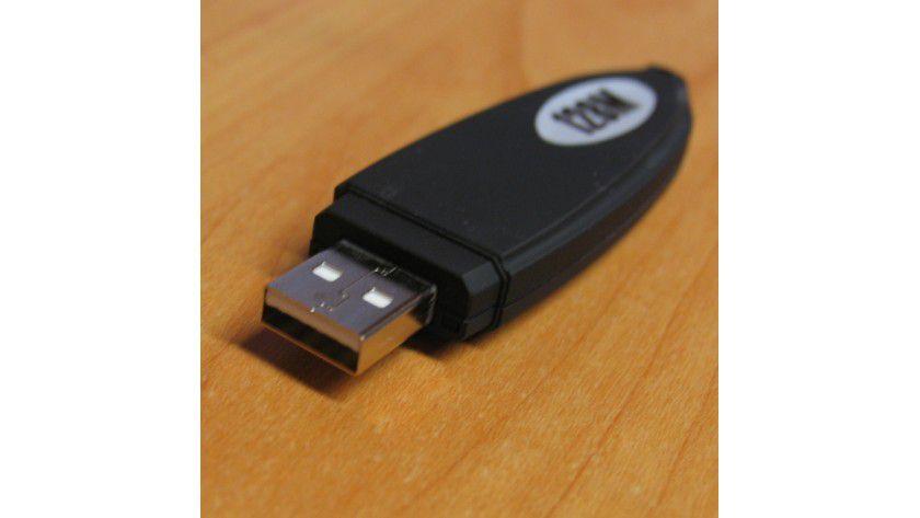 Das war's: Der USB-Stick ist zum Sicherheitsrisiko geworden.