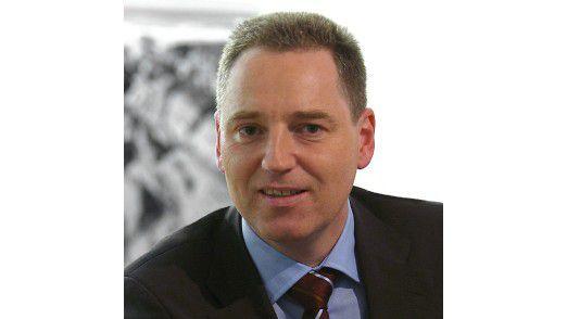 Hans-Joachim Popp, CIO am Deutschen Zentrum für Luft- und Raumfahrt (DLR).
