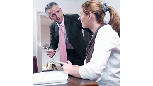 """Bei Interimsmanagement handelt es sich um einen zeitlich befristeten Einsatz """"erfahrener freiberuflicher Experten im Unternehmen."""