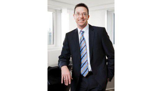 Johannes Friedrich, IT-Vorstand bei Skandia Retail, springt übergangsweise als sein eigener Head of IT ein.