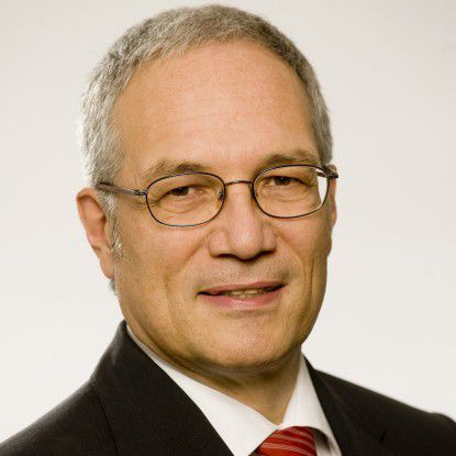 Der Executive Director der EU-Agentur ENISA Udo Helmbrecht kam 2009 von der deutschen Behörde BSI.