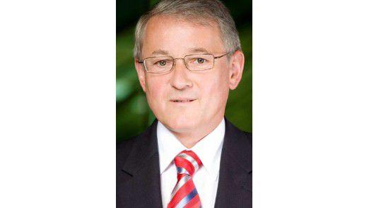 Bei der LV 1871 ist Karl Panzer, Vorstandsvorsitzender, für die IT zuständig.