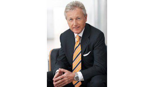 """Michael Hammerstein, Geschäftsführer EMC Deutschland: """"Heute wird CIOs die Energiebilanz der IT in die Zielvereinbarung geschrieben."""""""