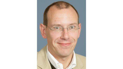 Sascha Hüllen, Berater für Human Change Management bei Telekom Training, hält eine offene Kommunikation für unabdingbar, damit die Mitarbeiter Veränderungen annehmen.