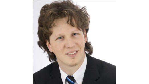 Philipp Schalla ist Analyst bei PAC (Pierre Audoin Consultants).