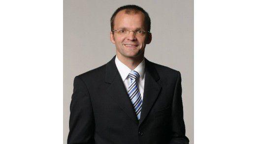 Hartmut Lüerßen, Partner der Lünendonk GmbH.