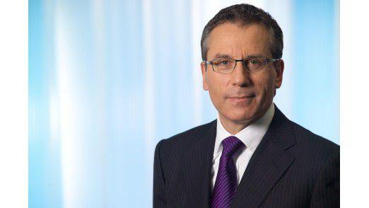 """""""Je mehr ein CIO mit der Unternehmensstrategie zu tun hat, desto erfolgreicher kann sich ein Unternehmen am Markt platzieren"""" sagt Martin Jetter, Deutschland-Chef der IBM."""