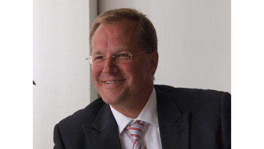 """Jörg Wegner, BearingPoint: """"Den Fachabteilungen fehlt es oft an Verständnis für die IT."""""""