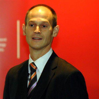 Jon Abele, Partner und Leiter des Geschäftsbereichs Öffentliche Verwaltung bei Bearing Point.