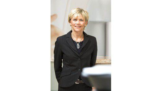 """Stefanie Kemp CIO von Vorwerk: """"Neben Innovation, Qualität und Verfügbarkeit steht heute der Change im Mittelpunkt."""""""